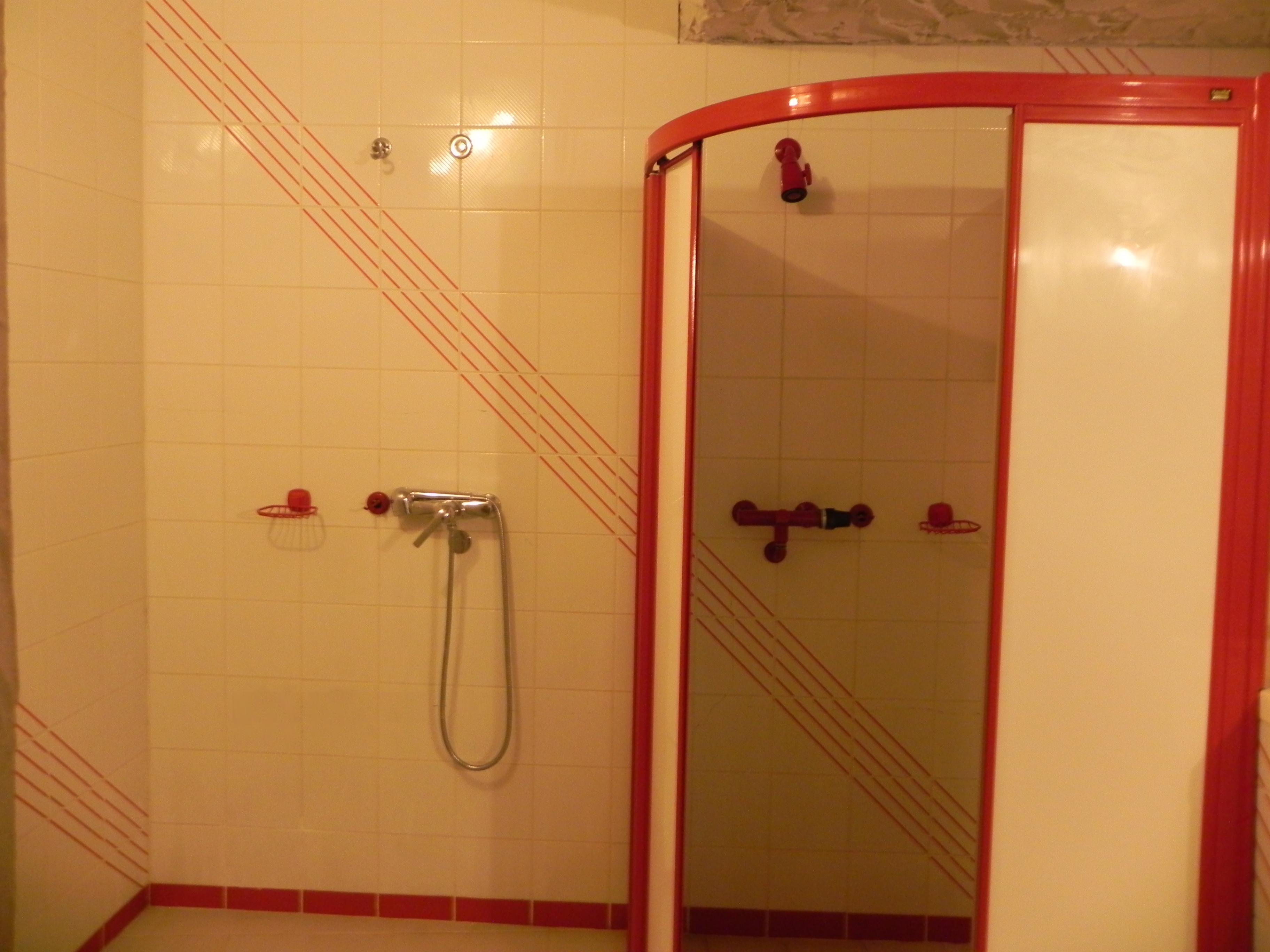 Dusche rechts